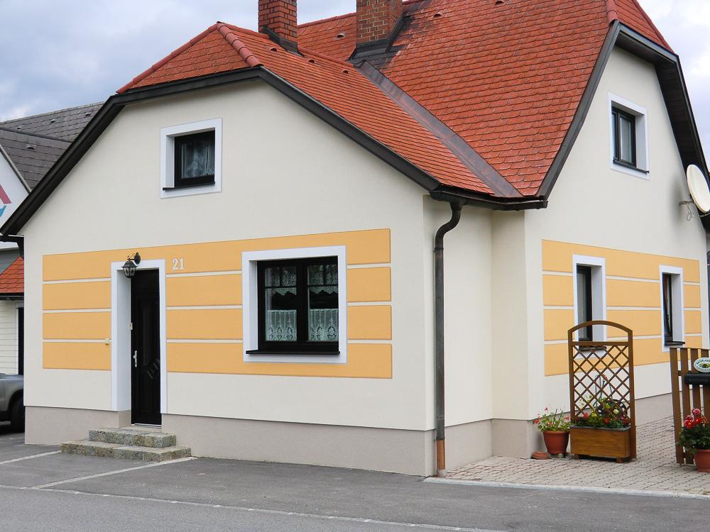 Fassadengestaltung  Fassadengestaltung - Maler Jager